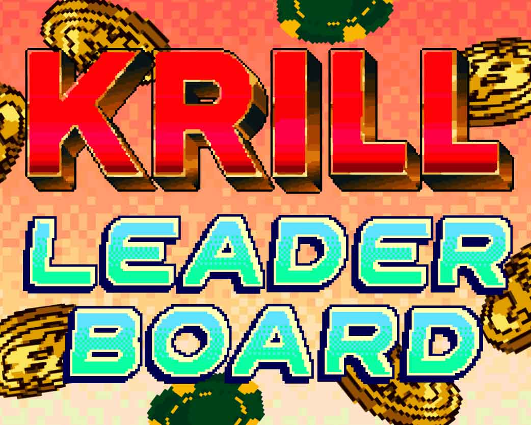 Introducing the Krill Leaderboard Post Thumbnail