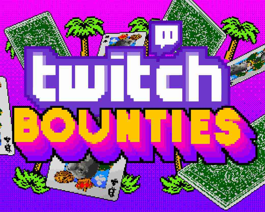 Twitch Bounties Post Thumbnail